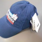Friends of Yaquina Lighthouses navy ball cap.