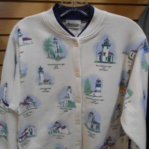 Ladies West-Coast Lighthouses Jacket
